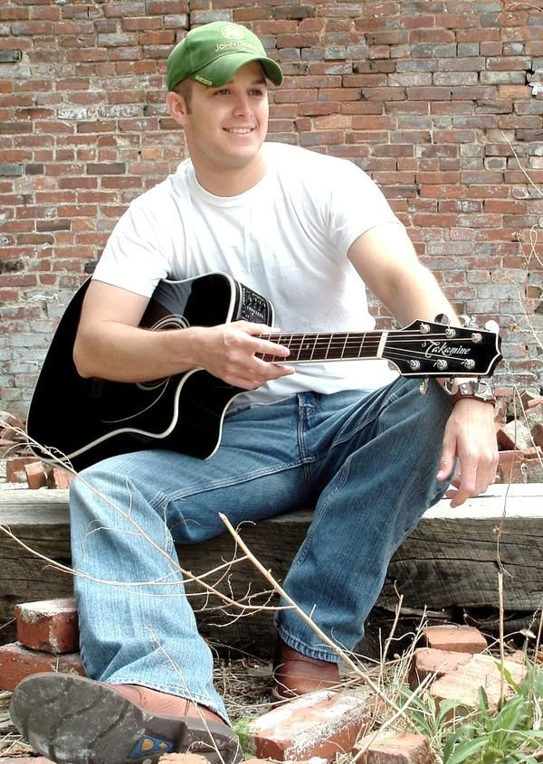 Easton Corbin...country singers are always hot