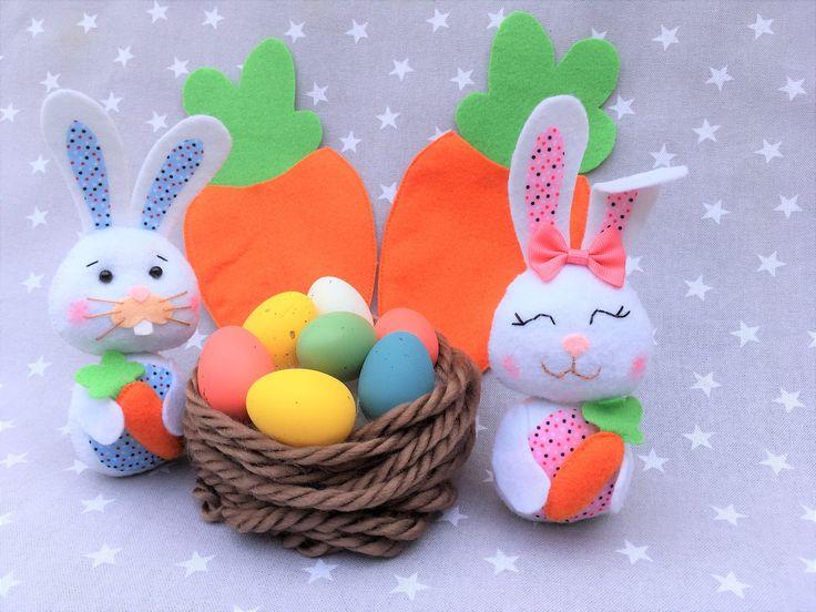 M s de 25 ideas incre bles sobre conejo pascua en pinterest conejo de pascua conejito y - Juguetes caseros para conejos ...