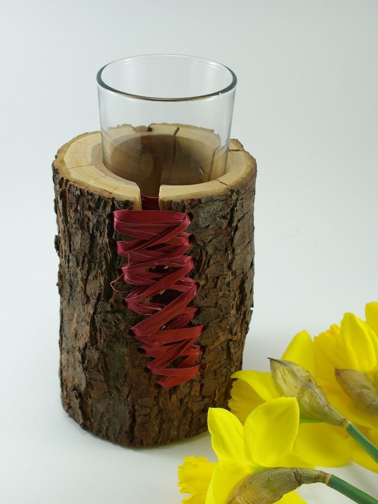 wiosenne kwiaty proszą o odpowiedni wazon... ;)