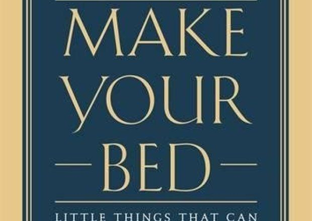 Make Your Bed: Little Things That Can Change Your Life…And Maybe the World – Amazon Best Sellers