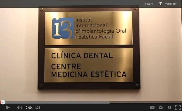 i3dental, especialitzat en la rehabilitació bucal amb implants dentals i pròtesis sobre implants | i3dental, especializado en la rehabilitación bucal con implantes dentales y prótesis sobre implantes. | Gran Via de les Corts Catalanes, 631, 3º 1ª | Teléfono: 900 80 99 31