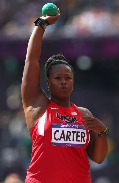 MICHELLE CARTER | day 10 athletics in this photo michelle carter michelle carter…