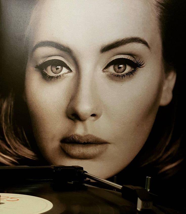 25 Adele: Adele 25 #nowspinning#vinyligclub#vinyladdict#vinyllover