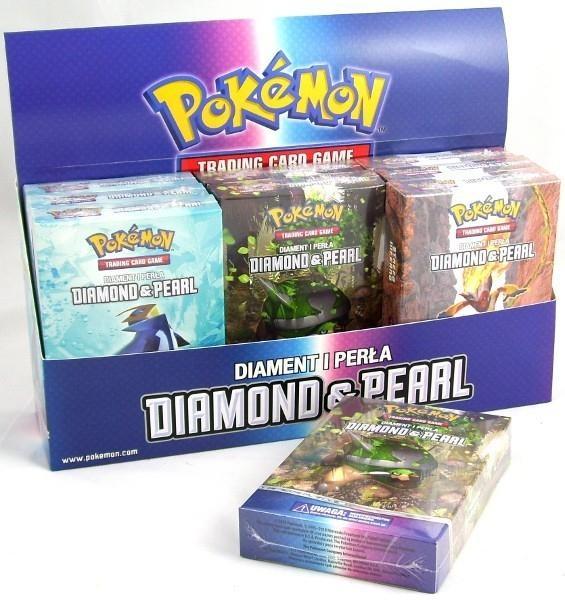 POK50411 Karty Pokemon - Zestaw startowy