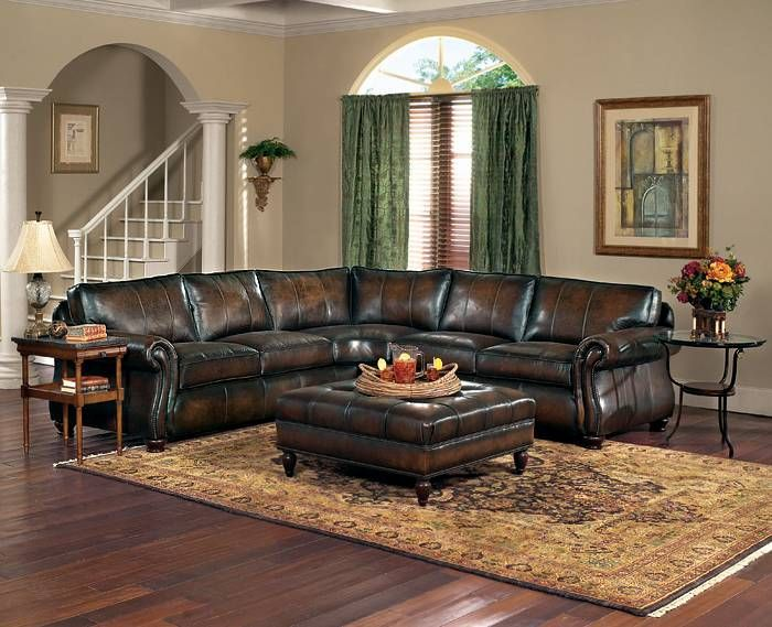 Shop For Van Gogh Leather Sectional, And Other Living Room Sectionals At Star  Furniture TX.