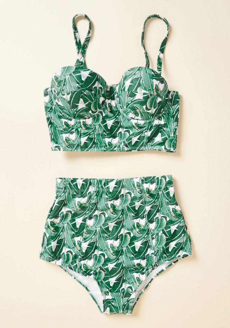 Palm Leaves Bikini