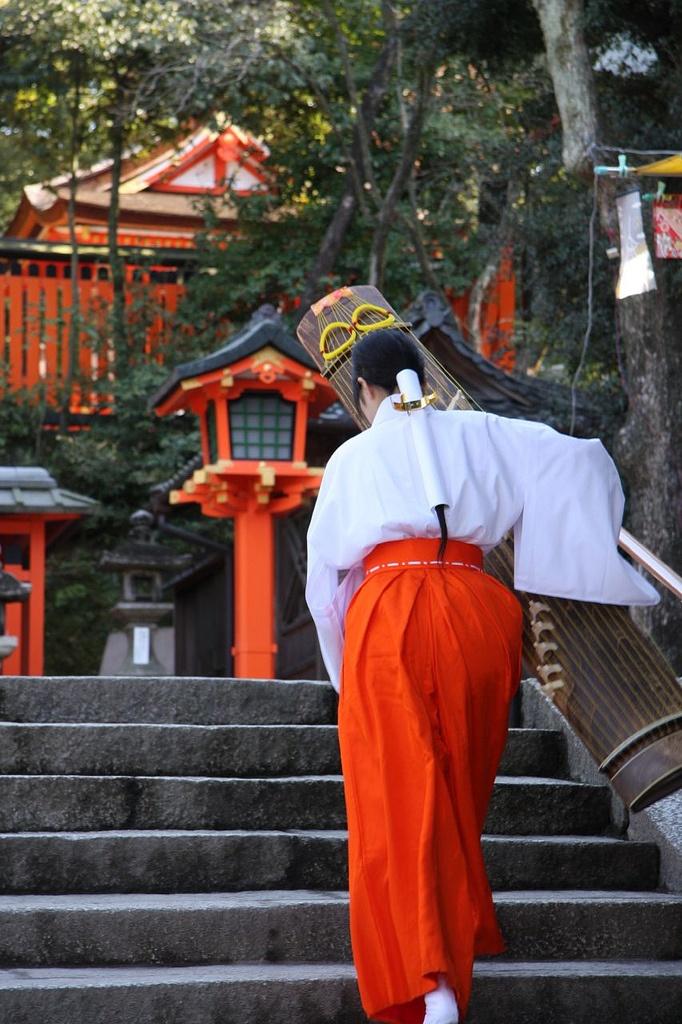 Miko (shrine maiden)