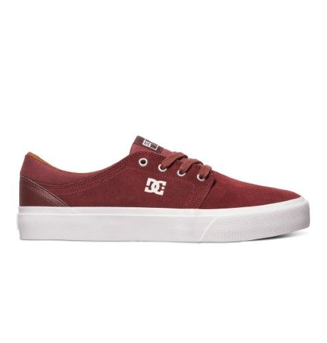 99e424e3d2c3d DC Shoes Mens Trase S LowTop Shoes, Men s, Size  11, Ox Blood   Products in  2018   Pinterest   Shoes, Skate shoes and Flats