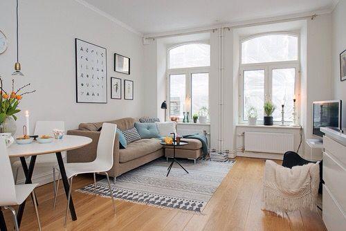 Girl's apartment design ideas