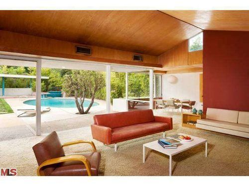 Gregory Ain's Tufeld Residence in Studio City Asks $1.695MM - that's rather lovely - Curbed LA