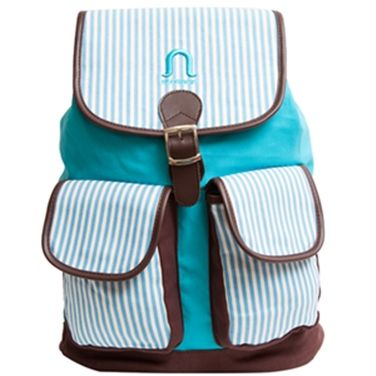 Blue Inline Backpack by Neosack