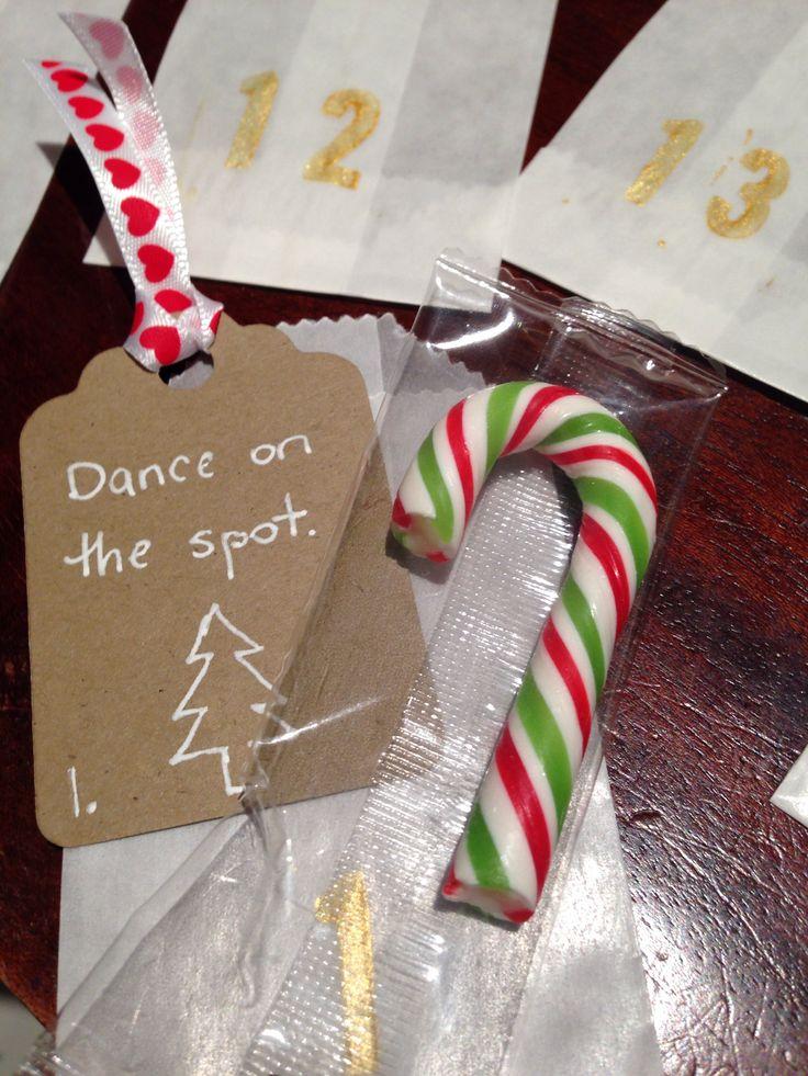 Advent Calendar idea by Paper & Confetti
