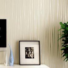 Новый простой современный дом тиснением текстурой линии обоев полосатый обои для гостиной номер, Обои для стен(China (Mainland))