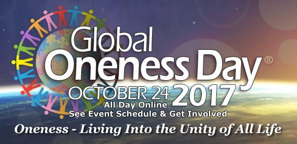 HAPPENS TOMORROW: Our Modern Day #Mastery program is proud to again be co-sponsoring @Humanitys_Team Global Oneness Day, October 24th! Please join us at NO COST! https://vg165.isrefer.com/go/g1d17/modernday/