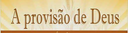PREGANDO A  VERDADE: PROVISÃO E VITÓRIA DE DEUS NO DESERTO.