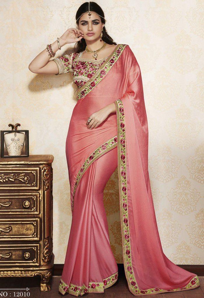 262a69124820c Red Traditional Georgette Saree..  fashionsbyindia.com  designs  indian   fashion  womens  style  cloths  fashion  stylish  casual  fashionsby…