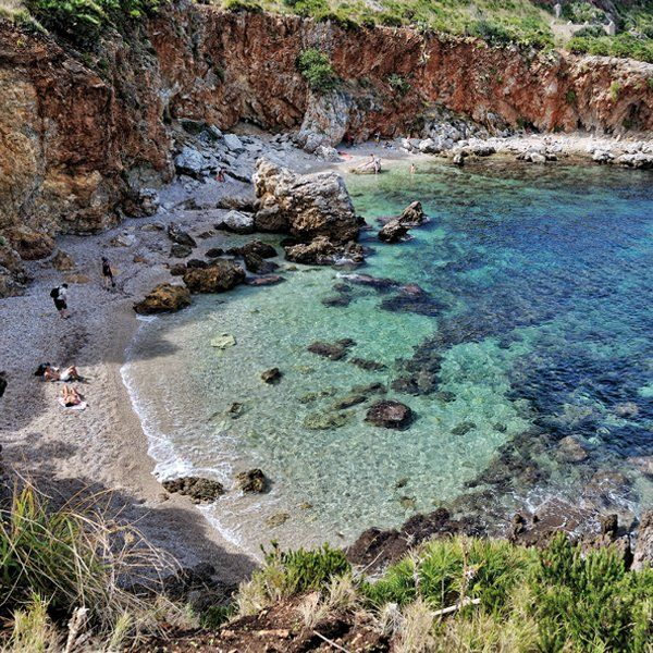 San Vito Lo Capo, Sicily, Italy. (I actually used to live in Sicily).