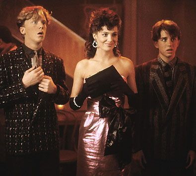 Weird Science***the first thing I think of when I see her is the Woman In Red !!