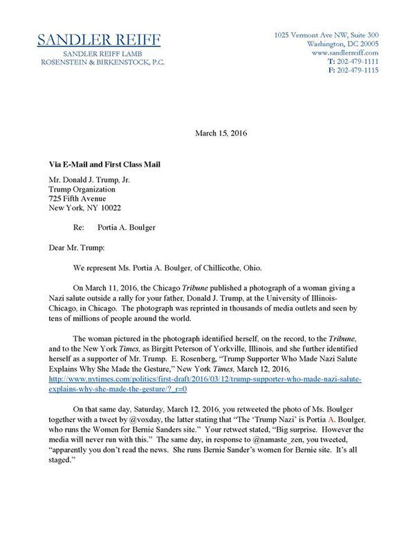 Ted Cruz campaign response to Donald Trump cease and desist letter - optimal resume