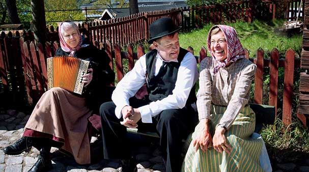 Free entry to Skansen Open Air Museum with the Stockholm Pass