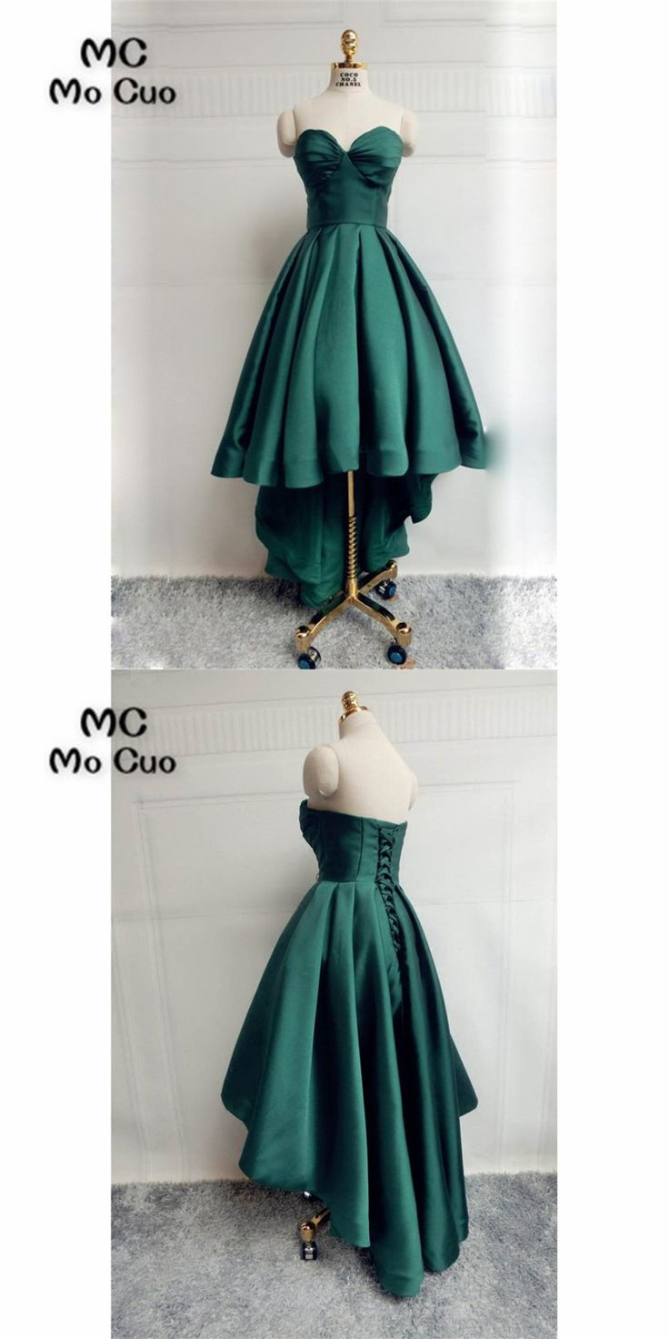 2018 New Arrival Teal Homecoming dress Short Sweetheart Cocktail party dress Pleat Draped Satin short homecoming dress