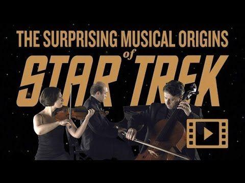 The Final Frontier - The Surprising Musical Origins of Star Trek