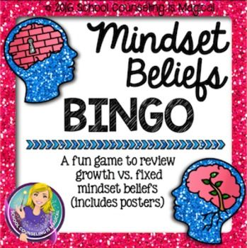 Students will have fun reviewing the difference between growth and fixed mindset…
