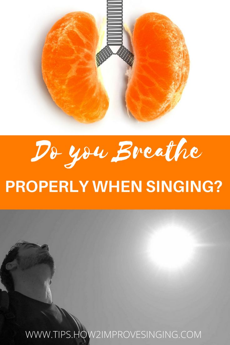 5 steps to learn if you breathe properly when singing. Click here for more info: https://tips.how2improvesinging.com/breathing-techniques-for-singing-2/