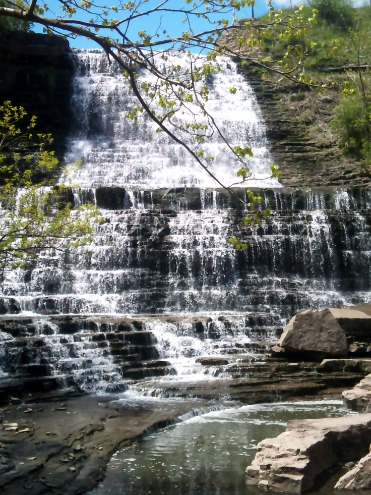 Now this is why they call Hamilton the 'Waterfall Capital of the World'.