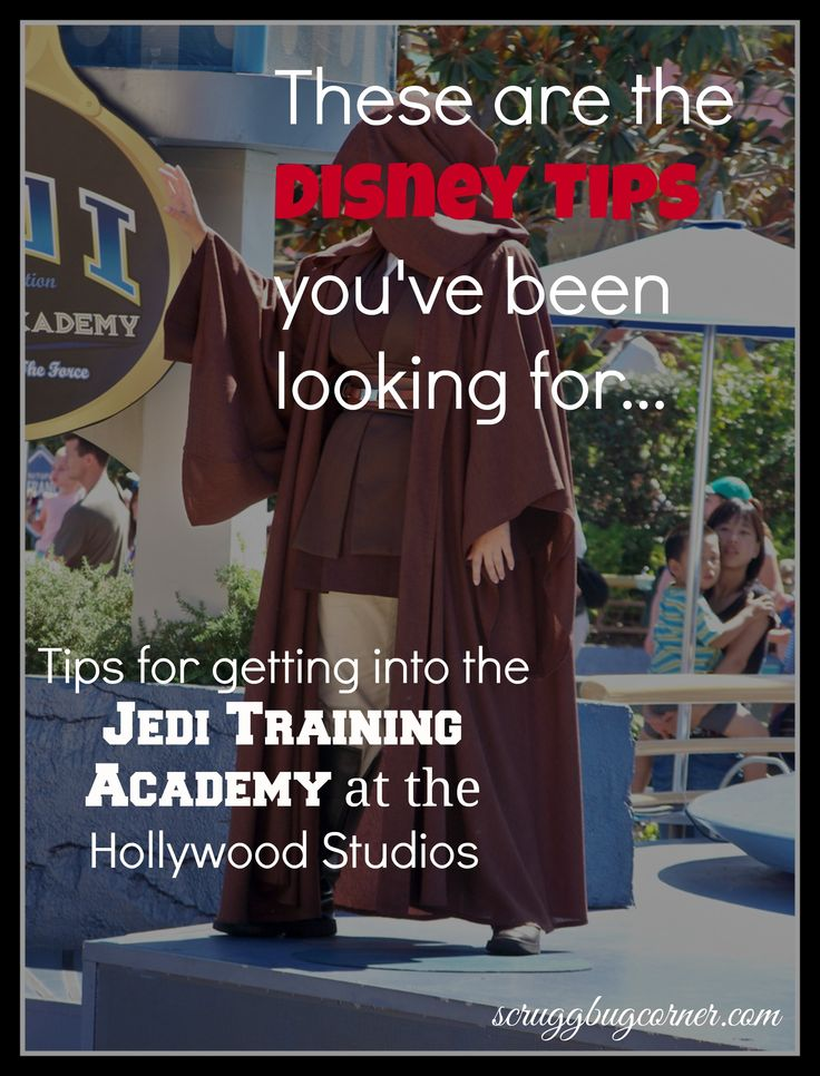 4 Tips for entry into the most Exclusive School in the {Disney} World: Jedi Training Academy - @Scruggbug Corner Scruggbug Corner