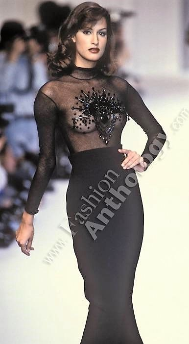 1991 runway fashion show - 4 9