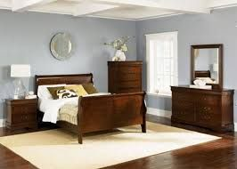 image result for color palette for bedroom with cherry furniture