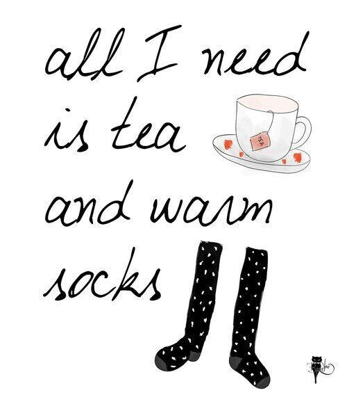 Image via We Heart It https://weheartit.com/entry/145863417 #blackandwhite #pretty #tea #warm #words