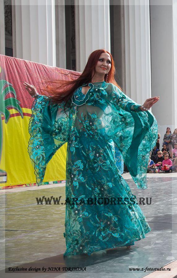 Выбираем наряд для арабского танца со Светланой Абу-Хардан