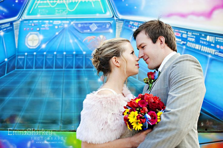 Emma Sharkey Adelaide Wedding Photgrapher, Carnival themed wedding shoot featured on Style Me Pretty America.
