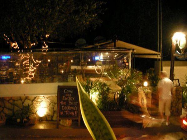 Captain's Cocktail Bar, Skala, Kefalonia