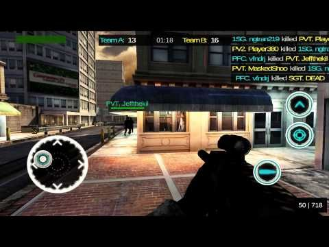Masked Shooters Gameplay