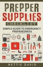 Launched: Prepper Supplies Checklist.  SALE + Giveaway