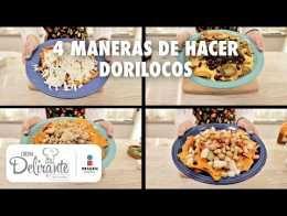 Cómo preparar Dorilocos | 4 maneras de preparar dorilocos | Cocina Delirante