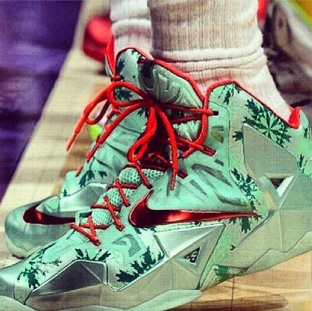LeBron James Christmas Day Kicks. Women Nike ShoesWomen ...