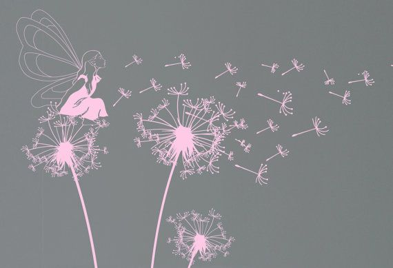 25 Best Ideas About Dandelion Wall Decal On Pinterest