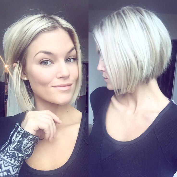"714 Likes, 32 Comments - Krissa Fowles  (@krissafowles) on Instagram: ""#shorthair #shorthairdontcare #DidntEvenHaveToFixIt  #happynewyear"""