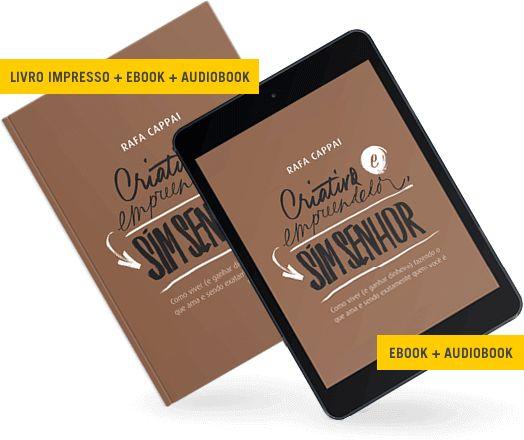 24 best compras leitura images on pinterest best selling books livro criativo empreendedor sim senhor fandeluxe Image collections