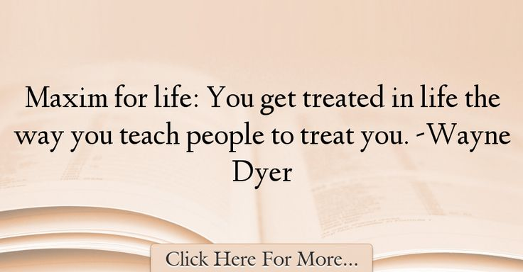 Wayne Dyer Quotes About Life - 42626