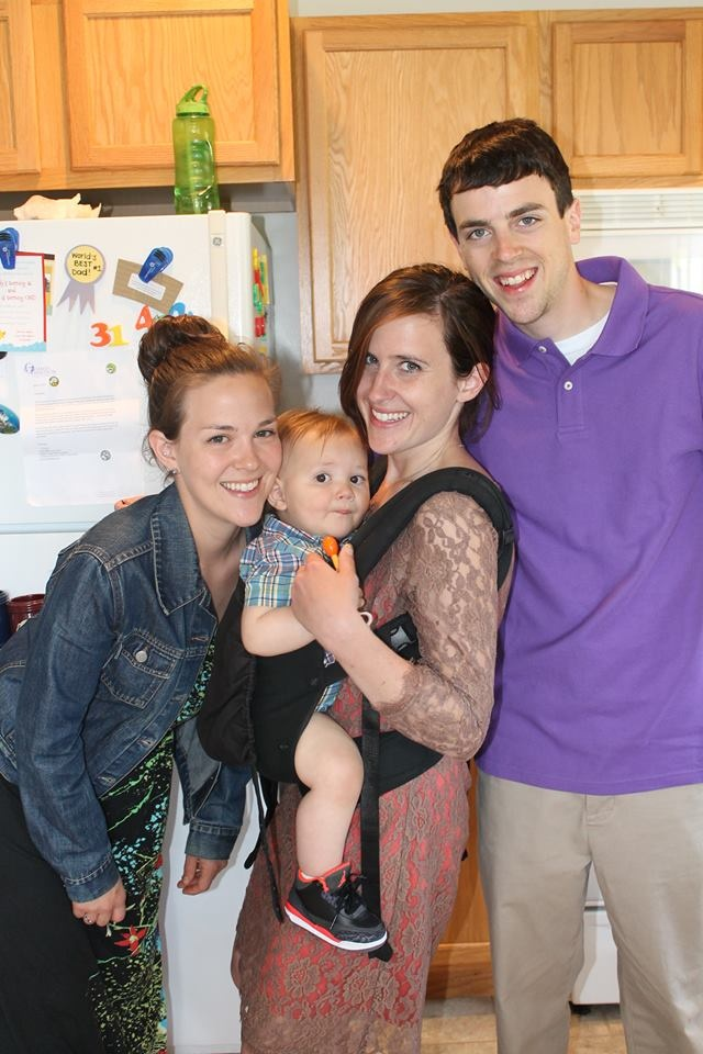 (left to right) Emily, Jackson, Chelsea, and Devin.  All my babies!!