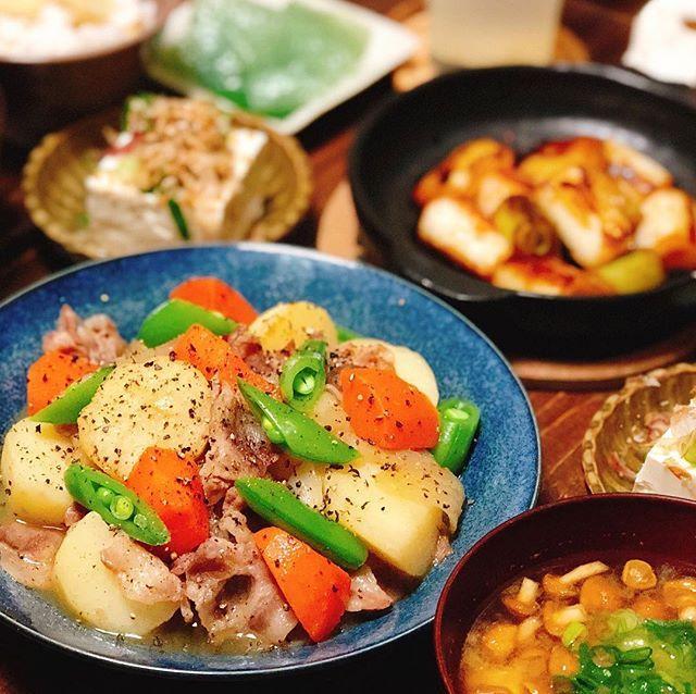 アンチエイジングに効果的な食べ物 料理まとめ 栄養満点の若返りメニューをご紹介 Folk レシピ 料理 料理 レシピ