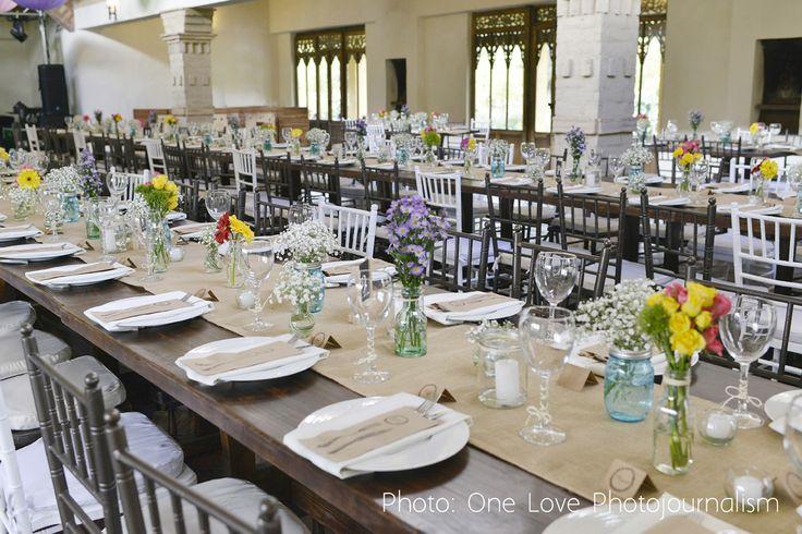 Matrimonio campestre boda campestre mesa imperial boda for Decoracion rustica campestre