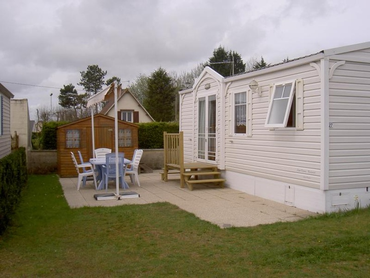 Mobil-Home Cabourg (France)