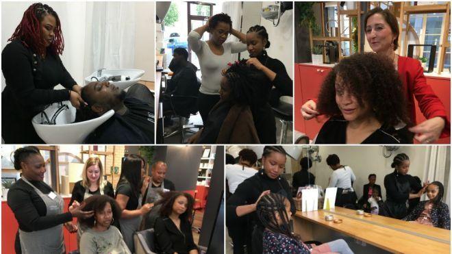 Cheveux frisés, bouclés, crépus: une éducation académique toujours … – C …   – Cheveux Crépus