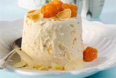 Lakkajäädyke ✦ Tarjoa helposti valmistuvaa lakkajäädykettä jälkiruoaksi. Sopii myös hienommilla illallisilla tarjottavaksi. http://www.valio.fi/reseptit/lakkajaadyke/ #resepti #ruoka